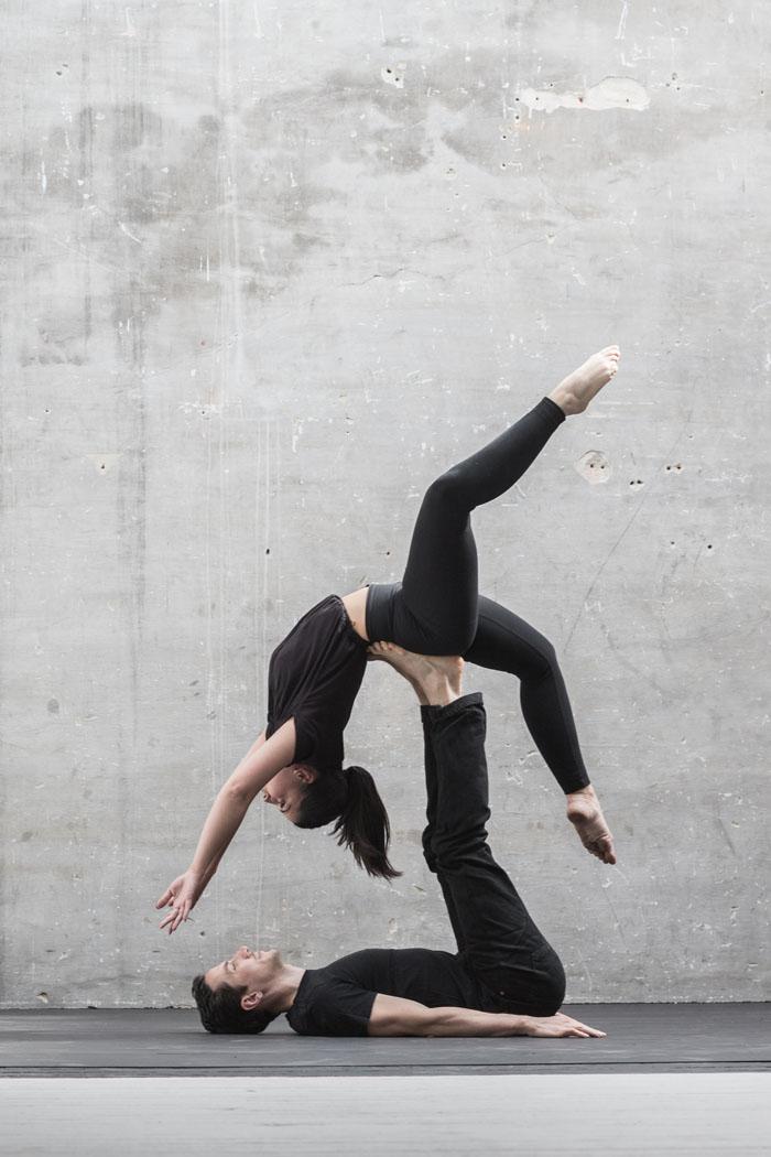 Cours de Partner Yoga à Toulouse