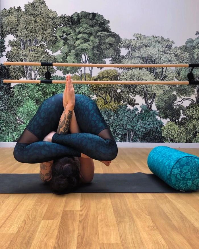 Cours de Yin yoga à Toulouse